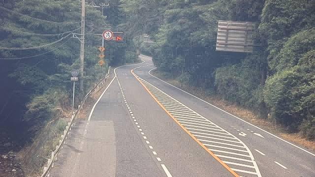 国道165号(青山高原口) 映像