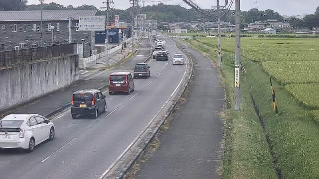 県道上野名張線(蔵持里) 映像