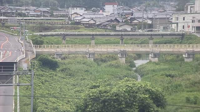木津川(青山支所周辺) 映像