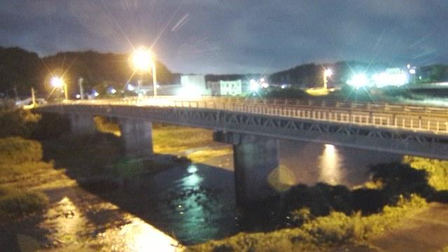 名張川(大屋戸橋) 映像