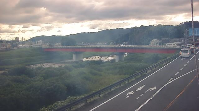 名張川(新夏見橋) 映像