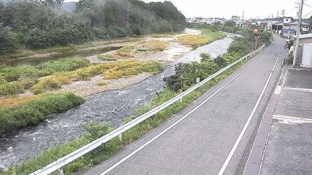 宇陀川(錦滝橋) 映像