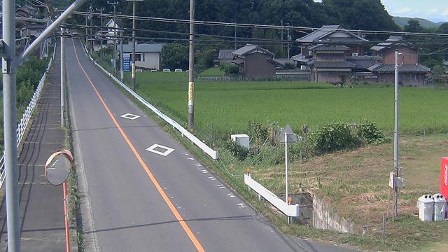 国道165号(安部田)映像