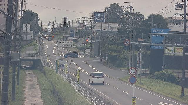 国道165号(小波田) 映像